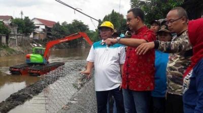 Nasib Program Naturalisasi Sungai Pasca Banjir Jakarta