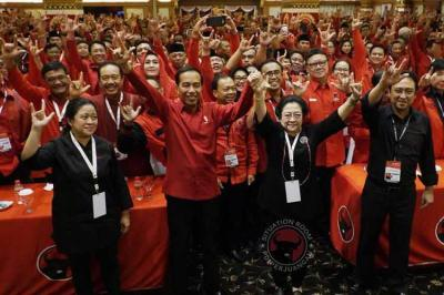 Jokowi Capres PDI-P, Mari Meneropong Kandidat Pedampingnya