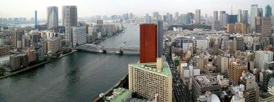 Sumida River di Asakusa, Area Terbesar Wisata di Tokyo