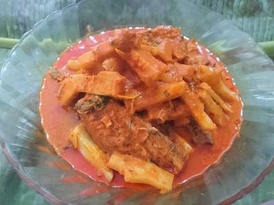 Gulai Rebung Asam Ikan Makerel, Kuliner Tradisional Bengkulu Pengobat Rindu