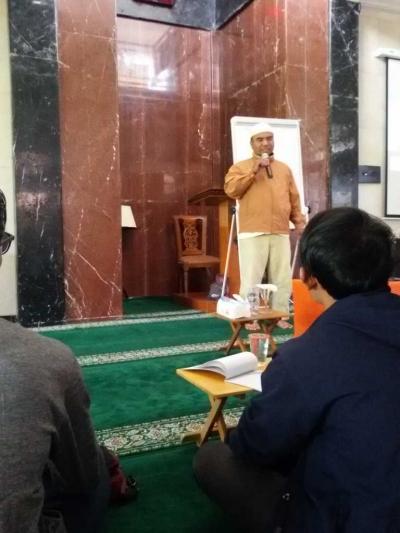 Kelas SPN Angkatan 3 Bali Bagikan Tips Mencari Pendamping Hidup sesuai Syariat Islam