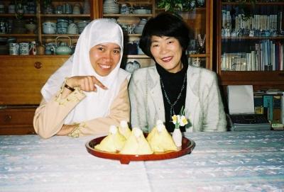 Eriko-san, Mamaku di Maebashi
