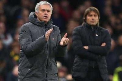 Gara-gara Liverpool Menang, Mourinho dan Conte Bersitegang