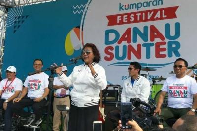 Menteri Susi: Jika Saya Tak Menang, Danau di Jakarta Tak Dibersihkan