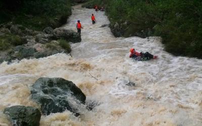 River Tubing di Goa Terus, Desa Para Pendekar