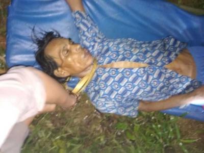 Asjo Tambangdora Dinyatakan Meninggal  Setelah Gantung Diri di Pohon Mahoni