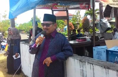 "Anggota DPR RI, Asli Chaidir, ""Turunkan"" 5 Nikmat untuk Kelurahan Flamboyan di Padang"