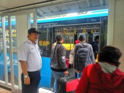 Transjakarta Mulai Beroperasi ke Pelabuhan Tanjung Priok