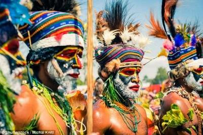 Darah Papua Mengalir dalam Tubuh Orang Pasifik