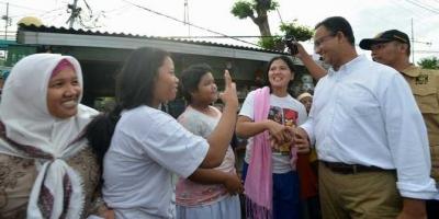 Pesan untuk Pak Anies dari Perempuan Jakarta