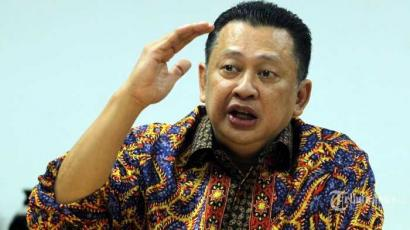 "Menjadi Juri Puteri Indonesia, ""Tugas"" Baru Bambang Soesatyo"