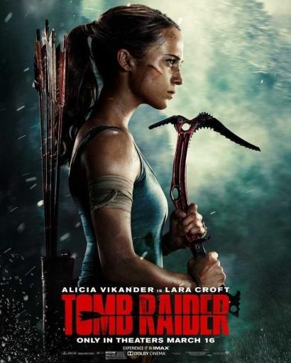"""""""Tomb Raider"""", Tampilnya Lara yang Masih Hijau"""