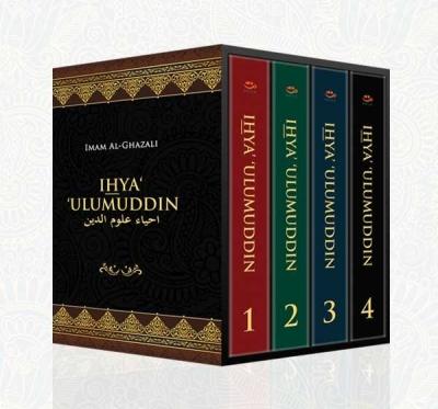 Di Bakarnya Karya-Karya Imam Al-Ghazali
