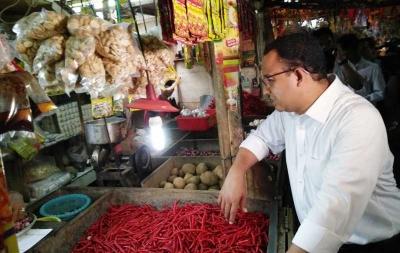 Perseteruan yang Ancam Kenaikan Harga Bahan Pangan Jakarta