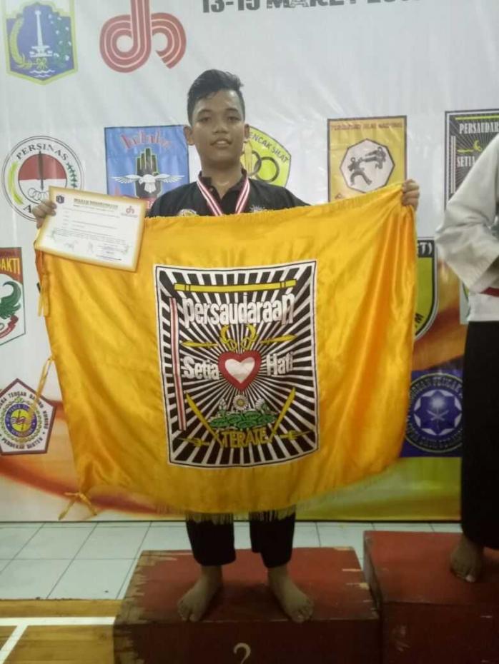 Turnamen Pencak Silat, Dua Atlet dari Binaan Panti Raih Piala Walikota