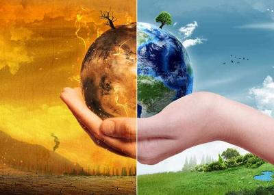 This Earth Need Us to Fight ' Global Warming'