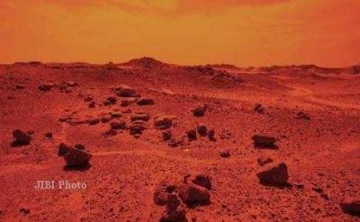 Adakah Kehidupan di Mars?