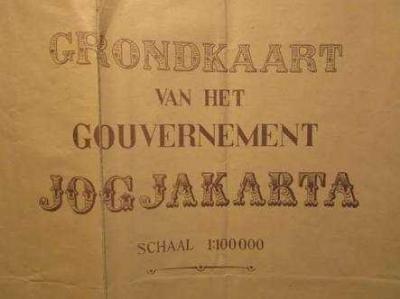Jangan Komentar Grondkaart Jika Tidak Mengetahui Metodologi Sejarah