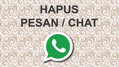 Dampak Bertambahnya Durasi Hapus Pesan WhatsApp
