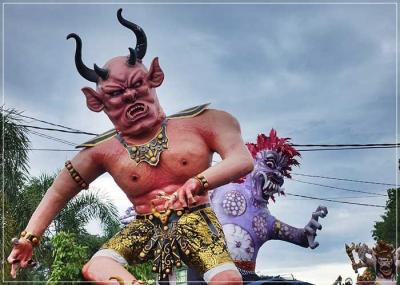 Nyepi di Lombok Hadirkan Ritual Budaya dan Tradisi