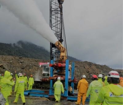 Inovasi Pertamina Tangani Kebocoran Sumur Geothermal