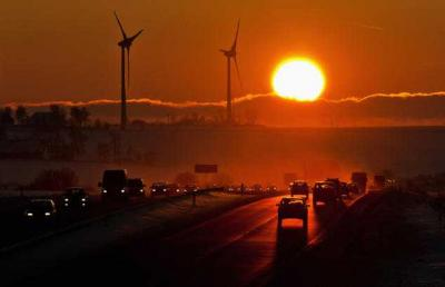 Global Warming Is Changing The World Into (Heat)