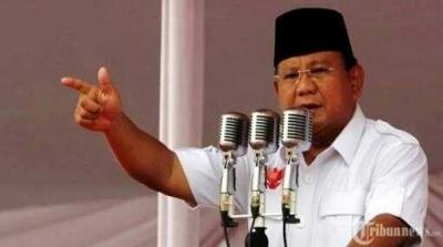 Soal Indonesia Bubar, Prabowo Mungkin Hanya Iseng