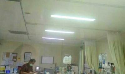 Mati Ketawa di Rumah Sakit