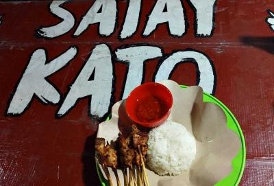 Satay Kato Yogyakarta, Pilihan Baru Makanan Pedas yang Menggoda