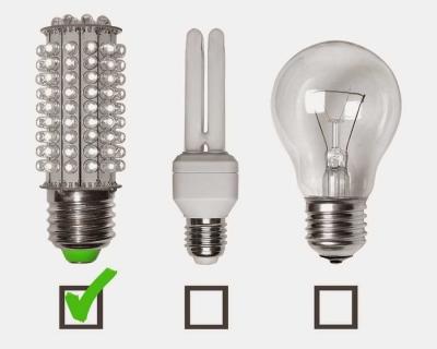 Lampu LED Segera Mengganti Peran Lampu Pijar dan CFL