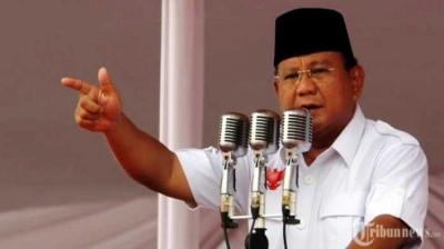 Prabowo, Ketika Nasi Sudah Menjadi Bubur, Ketika Kata Telah Terucap