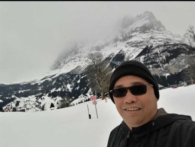 Status Perjalanan (8), Eiger