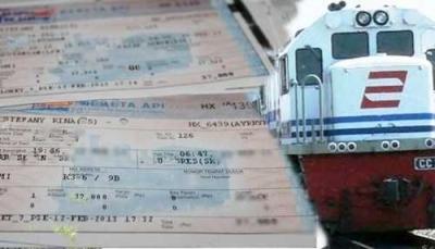 Tiket Kereta Lebaran Tahun 2018 Sudah Ludes Terjual