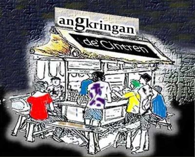 """Angkringan de'Cintren """"Indonesia 2030"""" (eps 1)"""