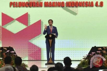Making Indonesia 4.0 Sukses di AlQuranWakaf