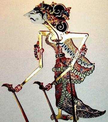 Dongeng Wayang   Pengakuan Jujur Dewi Shinta