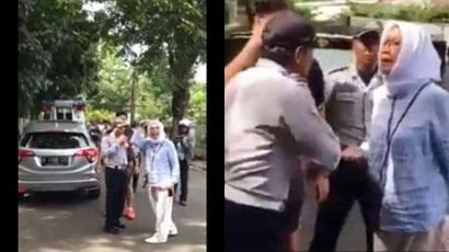 Kasus Derek Mobil Ratna Sarumpaet vs Dishub, Sama-sama Arogan