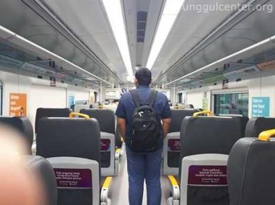 Kereta Bandara Railink, Nyaman, Aman, dan Cepat