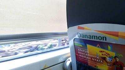 Kereta Bandara dan D-Mobile, Kemudahan dalam Genggaman