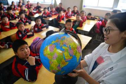 Sketsa Kurikulum Pendidikan Tiongkok