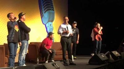 Local Stand Up Comedy Day, Bukan untuk yang Baperan