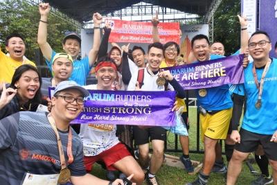 Mandiri Jogja Marathon 2018, Berangkat Subuh, Kulineran Hingga Keseruan Lainnya