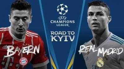 Semifinal Liga Champion 2018, Ajang Balas Dendam Bayern Munchen