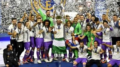 Jalan Terjal Real Madrid di Liga Champions 2018