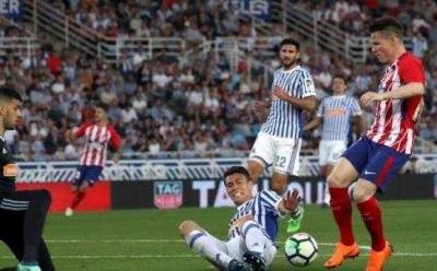Atletico Madrid Kalah Telak, Barcelona Hanya Butuh Satu Kemenangan