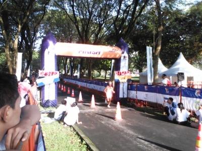 Mandiri Jogja Marathon, antara Olah Raga dan Eksotisme Prambanan