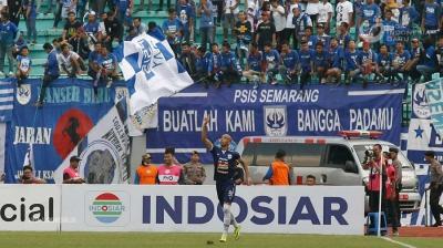 Laga PSIS Semarang Vs Persija Jakarta, Reuni Dua Pemain Brazil
