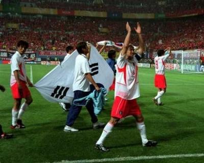 Korea Selatan, Bintang Piala Dunia Asia