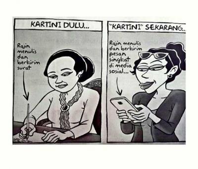 Ketika RA Kartini Menyingkirkan