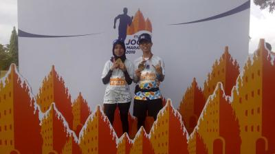 "Mandiri Jogja Marathon 2018, ""Wonderful History and Culture View"""